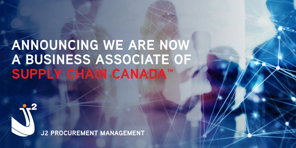J2 is now a Business Associate of Supply Chain Canada